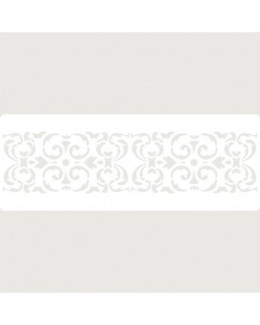 Stencil Reposteria Contorno 022