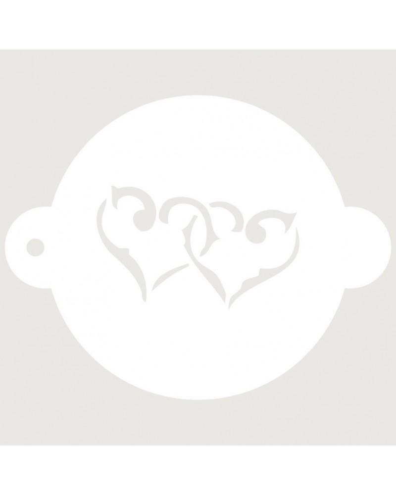 Stencil Reposteria Fiesta San Valentin 006