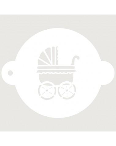 Stencil Reposteria Infantil 001