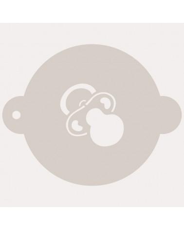 Stencil Reposteria Infantil 002