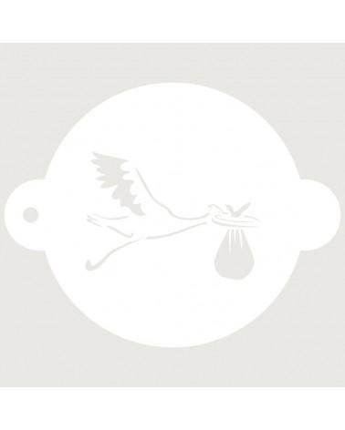 Stencil Reposteria Infantil 004