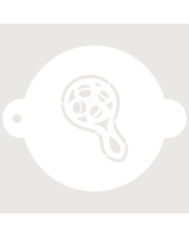 Stencil Reposteria Infantil 005
