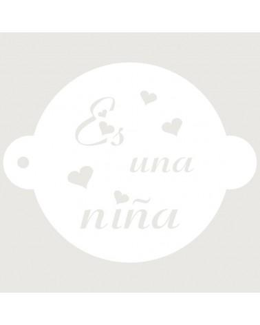 Stencil Reposteria Infantil 009