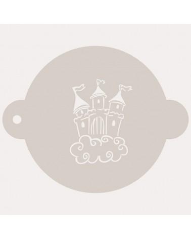 Stencil Reposteria Infantil 013