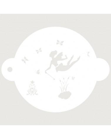 Stencil Reposteria Infantil 014