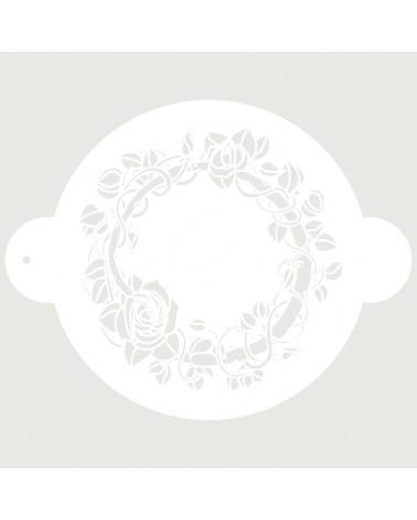 Stencil Reposteria Nupcial 001a