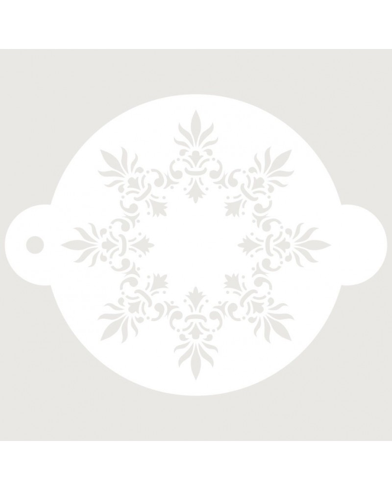 Stencil Reposteria Nupcial 002a