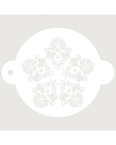Stencil Reposteria Nupcial 003a