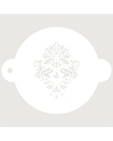 Stencil Reposteria Nupcial 003b