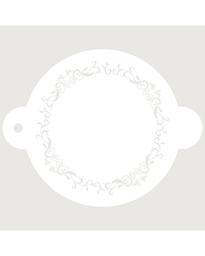 Stencil Reposteria Nupcial 004a