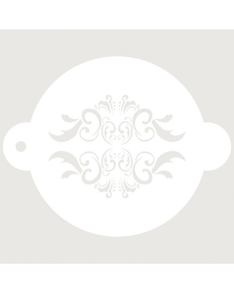 Stencil Reposteria Nupcial 004b