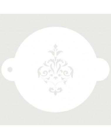Stencil Reposteria Nupcial 005b
