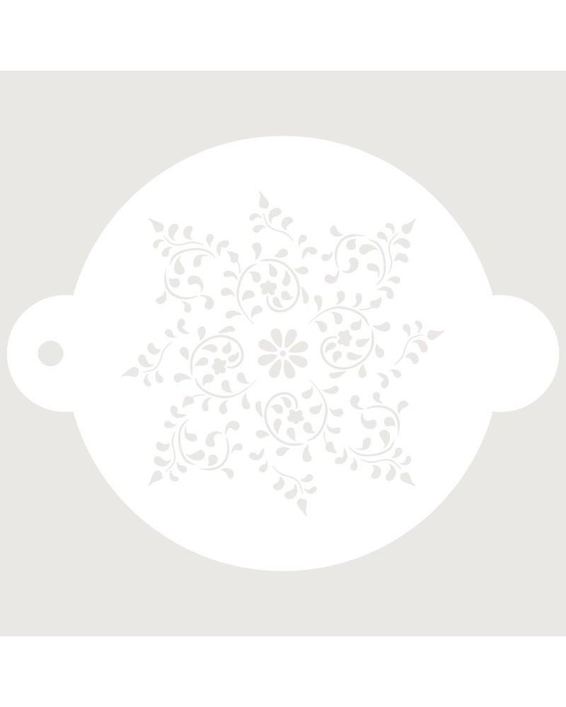 Stencil Reposteria Nupcial 006a