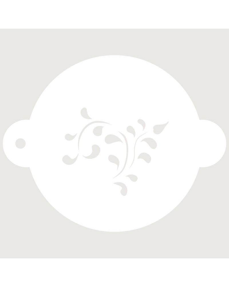 Stencil Reposteria Nupcial 006b