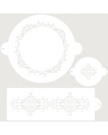 stencil reposteria set nupcial 004