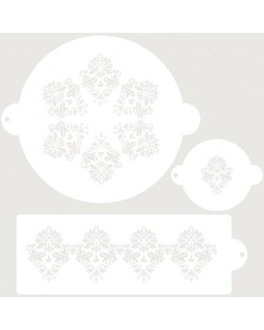 stencil reposteria set nupcial 003