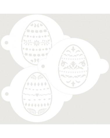 Stencil Reposteria kit Pascua 001